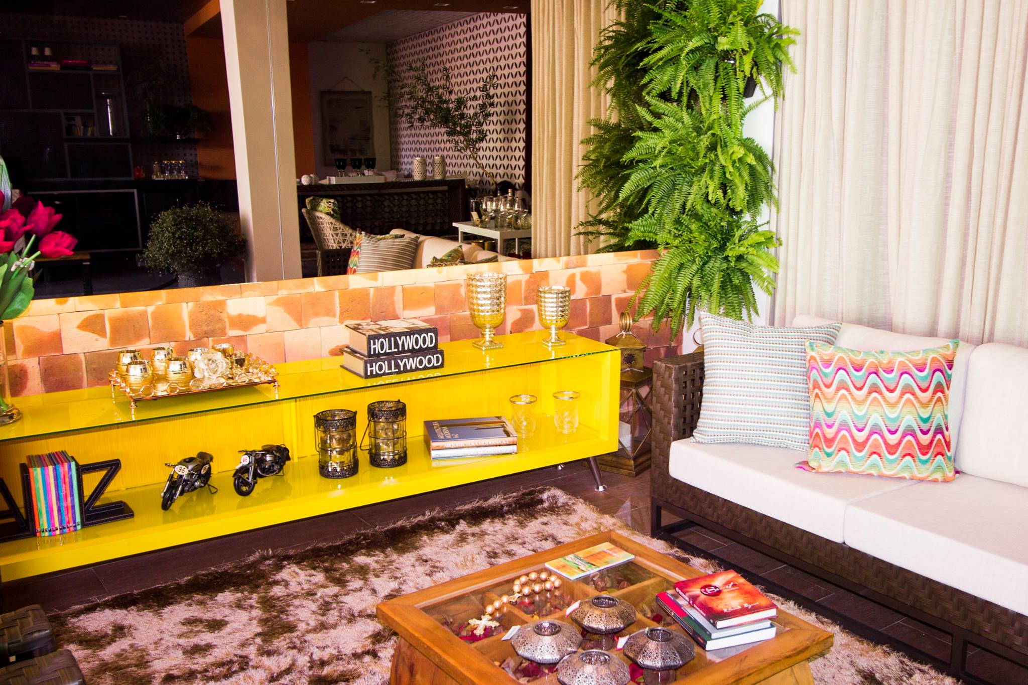 Sala de Leitura pela arquiteta e urbanista Diana Castro